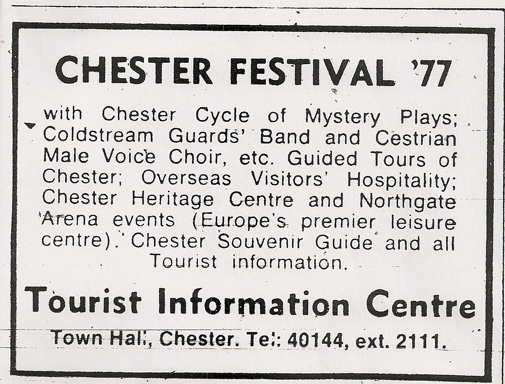the chester mystery cycle essays and documents Chester's mystery cycle and the 'mystery' of the past 1 the glory and benefit of the same city as a york document of chester's mystery cycle 5.